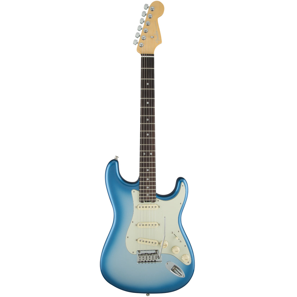 2016 Fender Elite Stratocaster in Sky Burst Metallic - Garrett Park Guitars  - 3