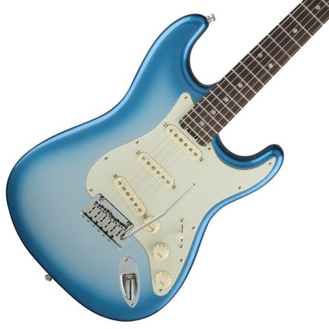 2016 Fender Elite Stratocaster in Sky Burst Metallic - Garrett Park Guitars  - 1