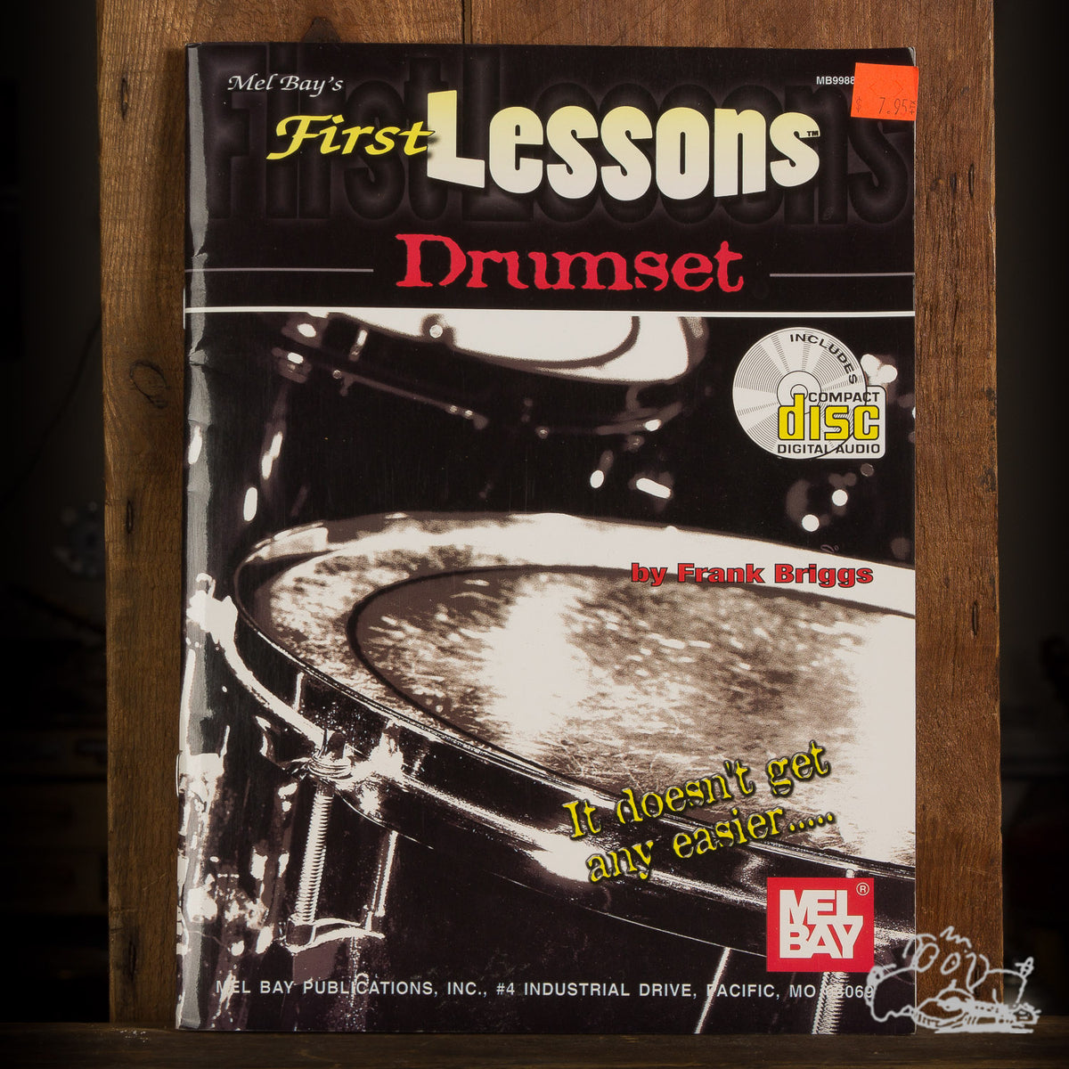 Mel Bay's First Lessons Drumset