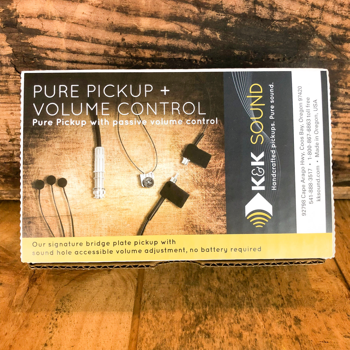 K&K Sound Acoustic Pickups