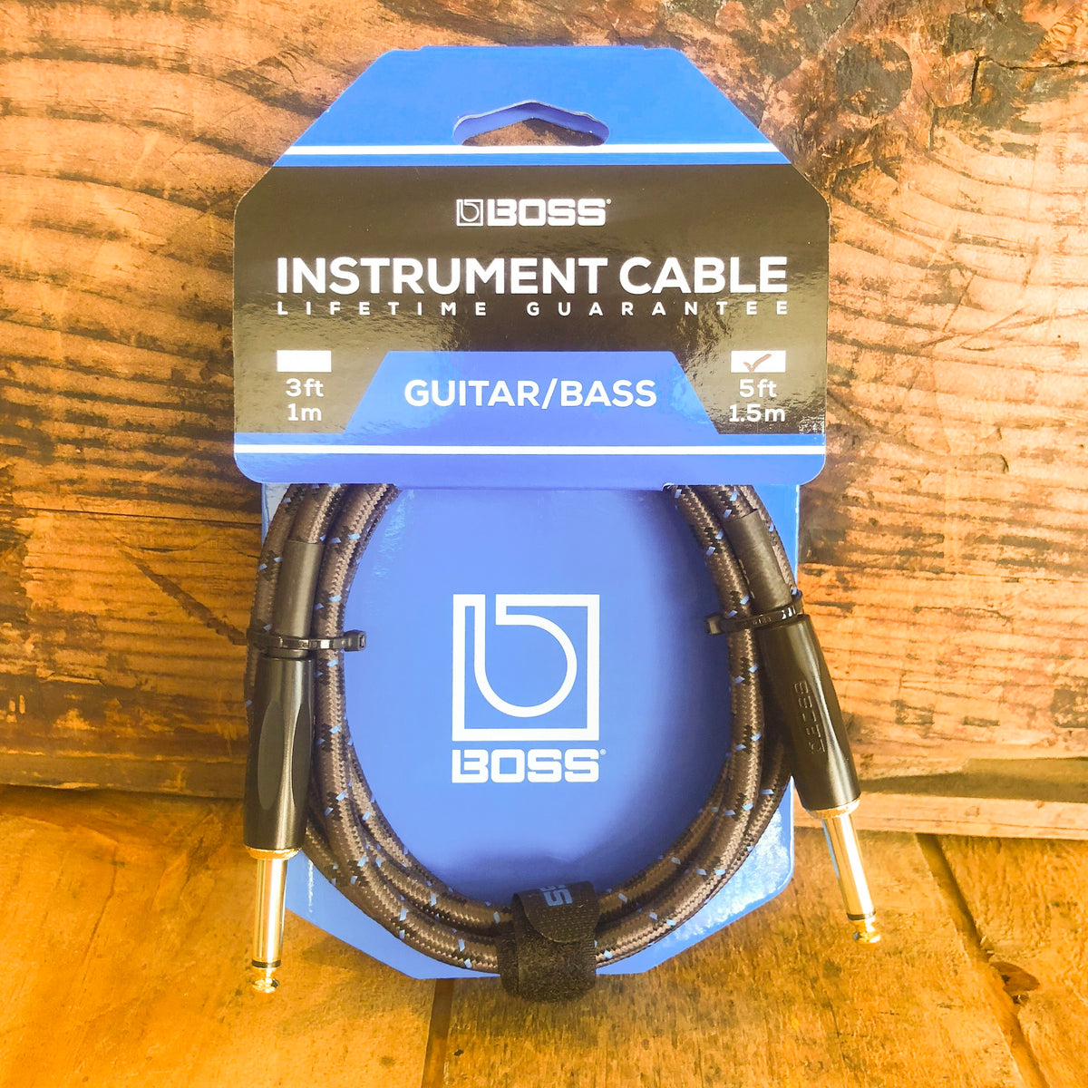 Boss Instrument Cables