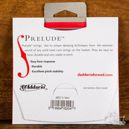 D'Addario Prelude Violin Strings 1/4 Scale Length Solid Steel Core