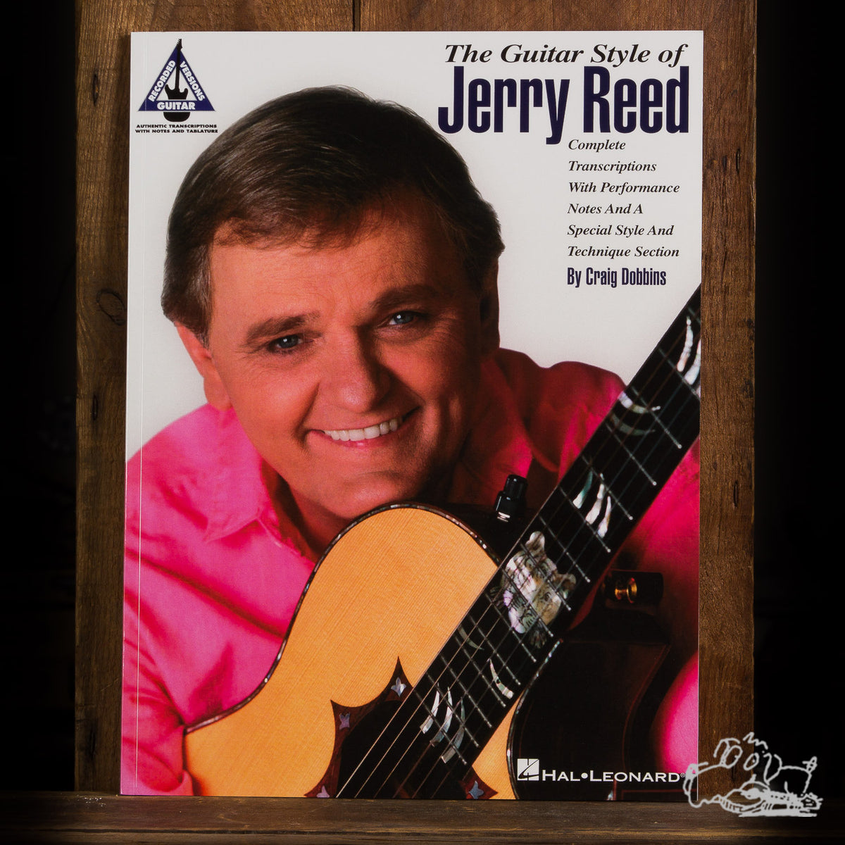 The Guitar Style of Jerry Reed