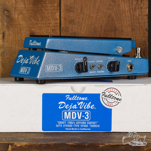 Fulltone Custom Shop Mini DejáVibe 3