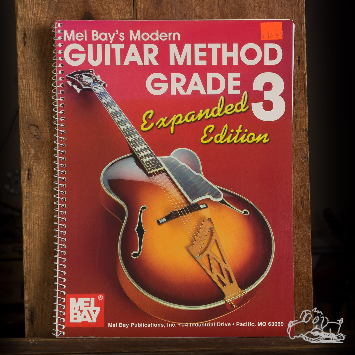 Mel Bay's Modern Guitar Method Grade 3: Expanded Edition