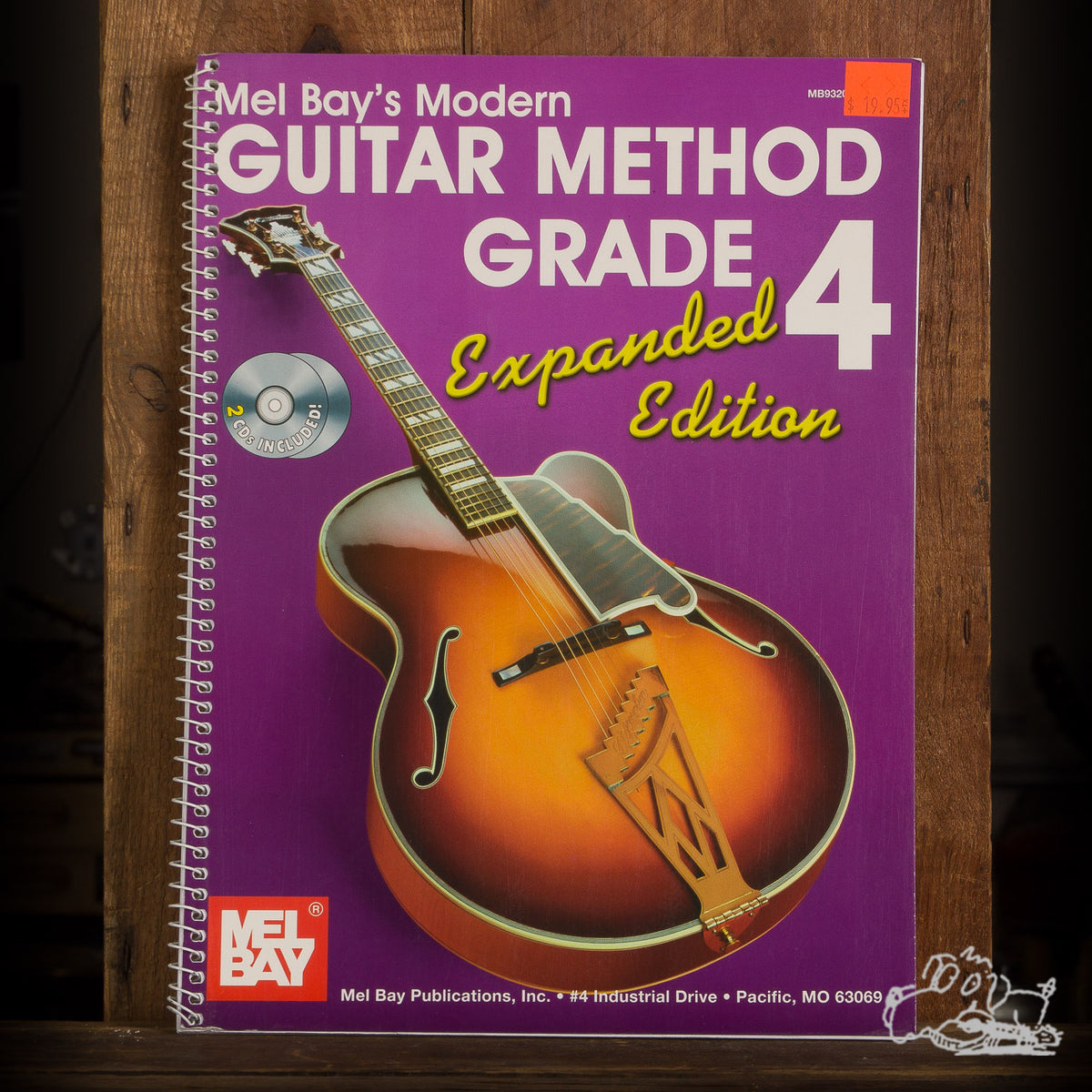 Mel Bay's Modern Guitar Method Grade 4: Expanded Edition