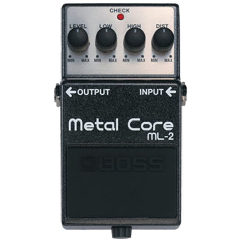 Boss ML-2 Metal Core - Garrett Park Guitars
