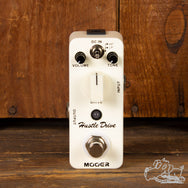Mooer Hustle Drive True Bypass Distortion Pedal