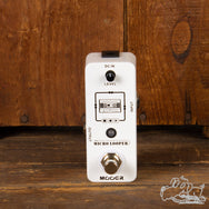 Mooer Micro Looper - Looping Pedal with True Bypass
