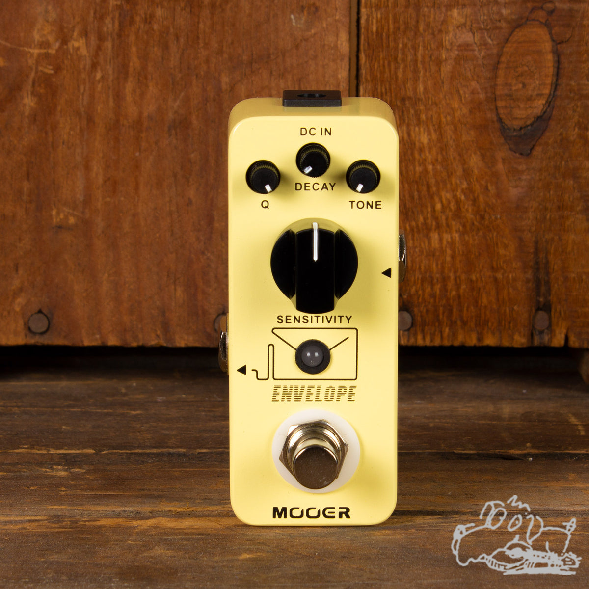 Mooer Envelope Analog Auto Wah True Bypass Pedal