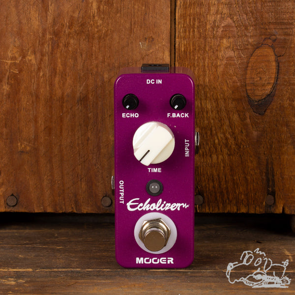 Mooer Echolizer Delay True Bypass Pedal