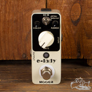 Mooer E-Lady Analog True Bypass Flanger Pedal