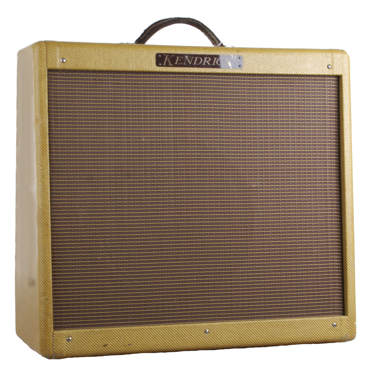 92/94 Kendrick Tweed Amp Model 2112TC - Garrett Park Guitars  - 1
