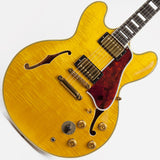 2001 Gibson ES-335, Blonde Beauty - Garrett Park Guitars  - 1