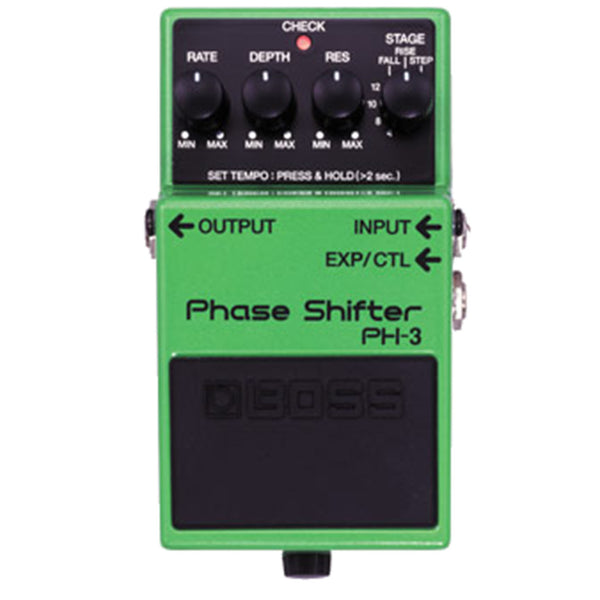 Boss PH-3 Phase Shifter - Garrett Park Guitars