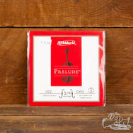 Prelude Cello String Set, 3/4 Scale, Medium Tension (Individual Strings C, G, D, A)