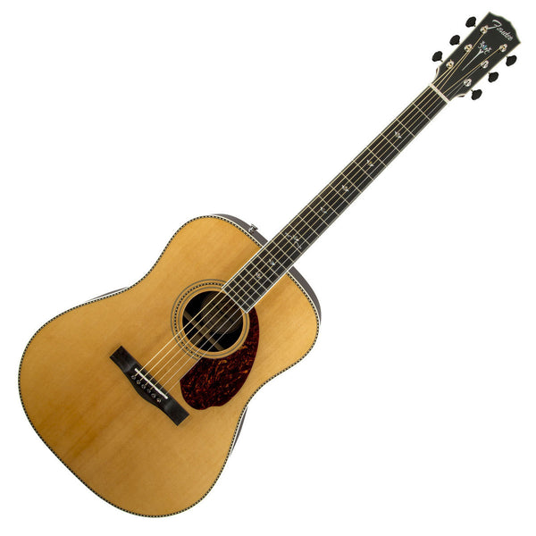 PM-1 Deluxe Dreadnought, Natural - Garrett Park Guitars  - 2