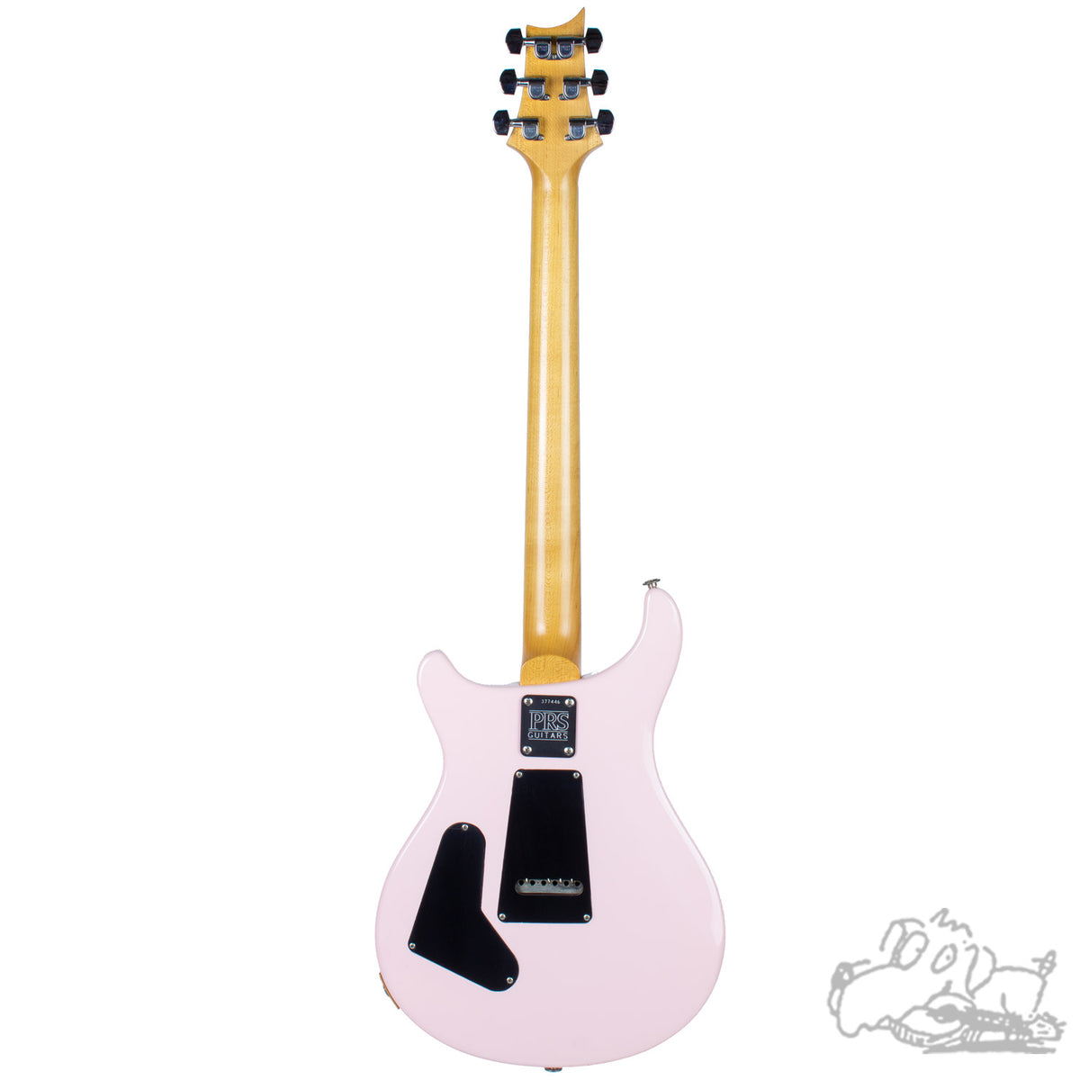 1993 PRS CE in Bonni Pink