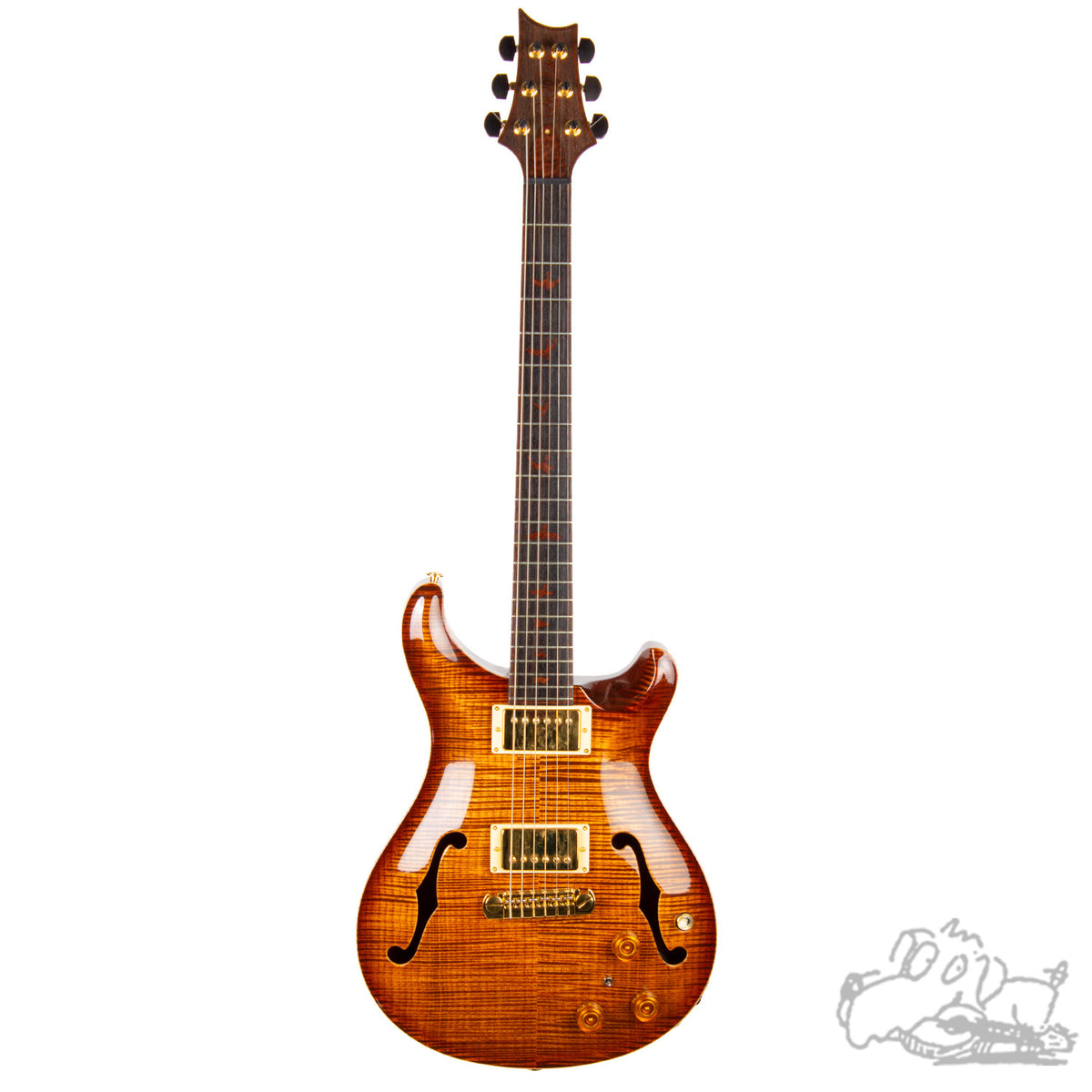 2004 PRS Hollowbody Employee Guitar - McCarty Model