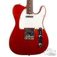 1970 Candy Apple Red Fender Telecaster
