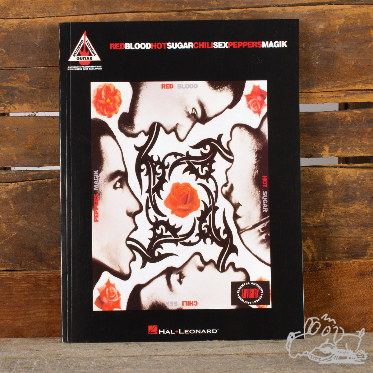 Hal Leonard Red Hot Chili Peppers Blood Sugar Sex Magic Songbook