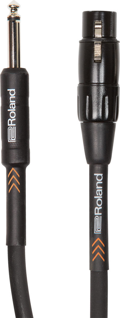 Roland High-Impedance  XLR to 1/4 20ft Cable