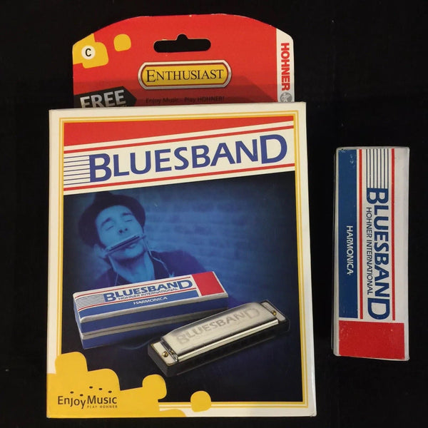 Hohner Blues Band Harmonica 1501 C