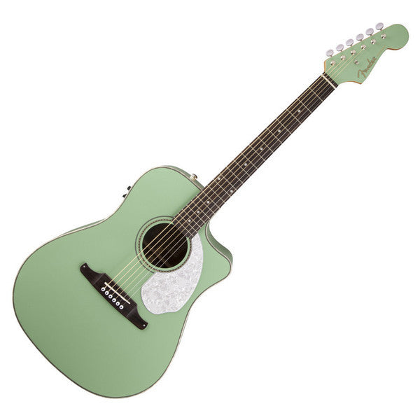 Sonoran SCE Surf Green - Garrett Park Guitars  - 2