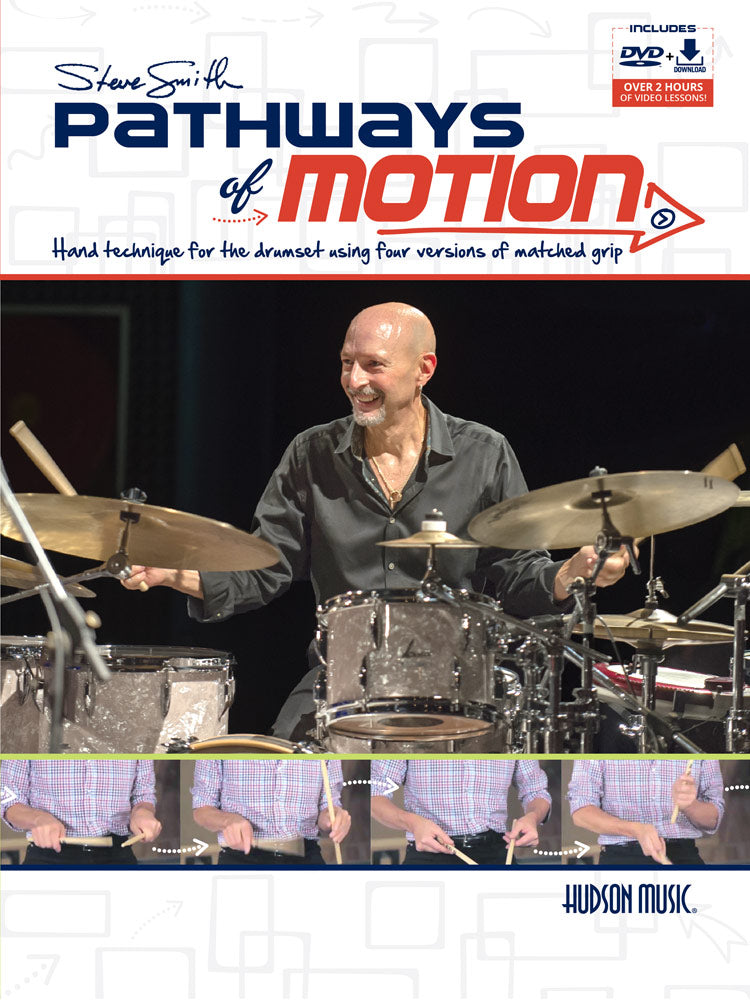 Steve Smith – Pathways of Motion