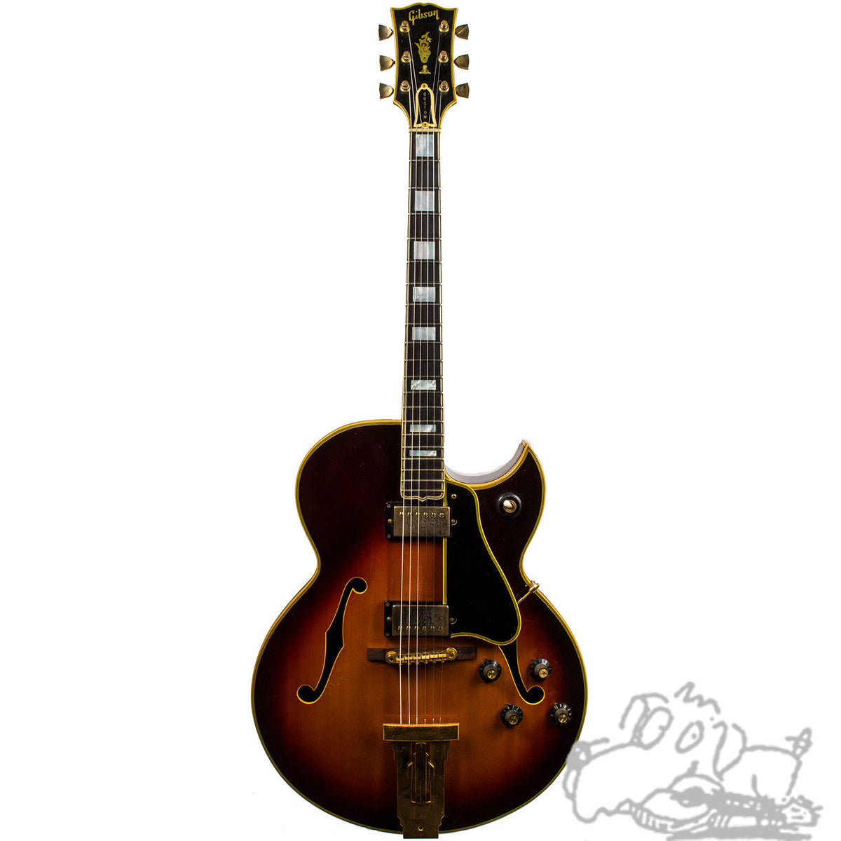 1968 Gibson L5