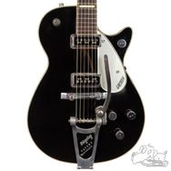 1958 Gretsch Duo Jet In Jet Black