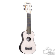 Fun Watercolor Panda Soprano Ukuleles For Kids/Adults in Various Colors
