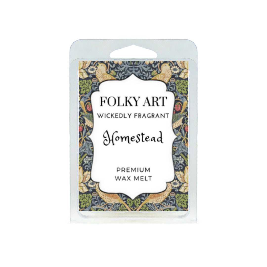 Homestead Wax Melt picture - Folky Art Candles