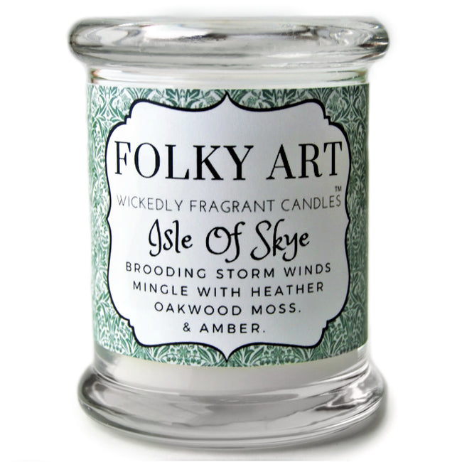 ISLE OF SKYE scented candle picture