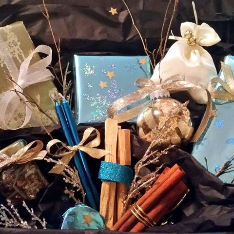 Crones Crate Subscription Box from Nui Cobalt Designs