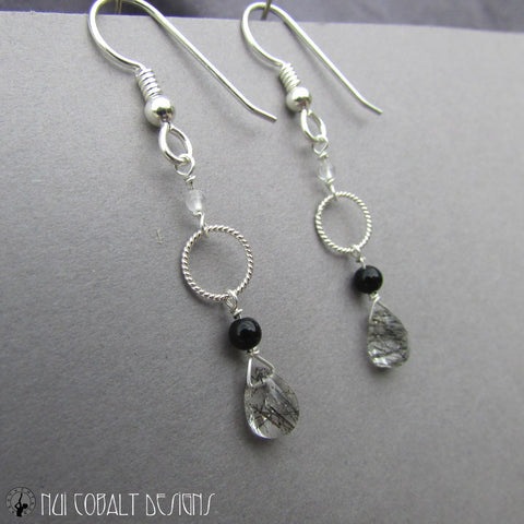 Ann's Earrings - Nui Cobalt Designs - 1