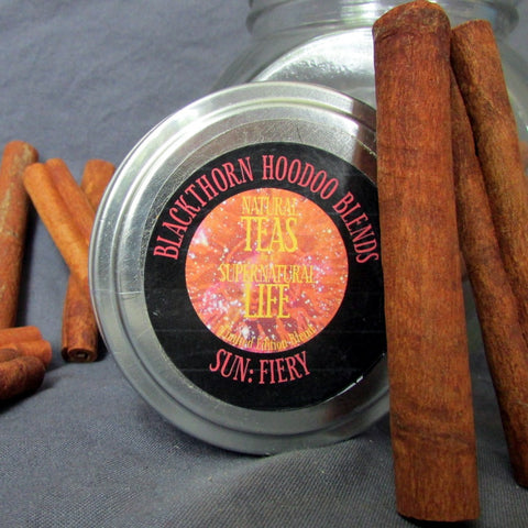 Blackthorn Hoodoo Blends: Sun Fiery