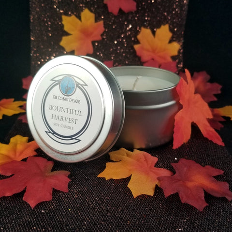 Bountiful Harvest Soy Candle