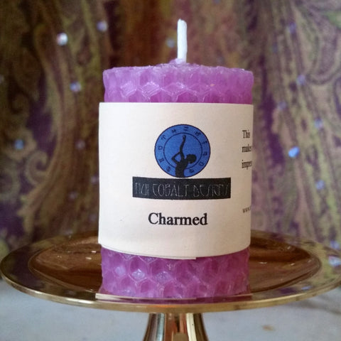 Charmed Mini Candle - Nui Cobalt Designs