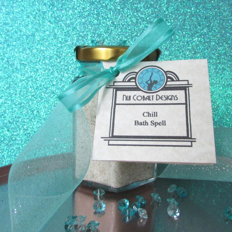 Chill Bath Spell