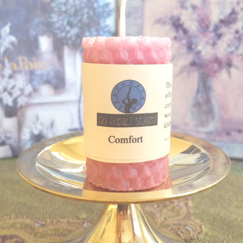 Comfort Mini Candle - Nui Cobalt Designs