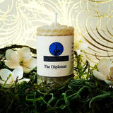 The Diplomat Mini Candle - Nui Cobalt Designs - 1