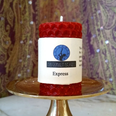 Express Mini Candle - Nui Cobalt Designs