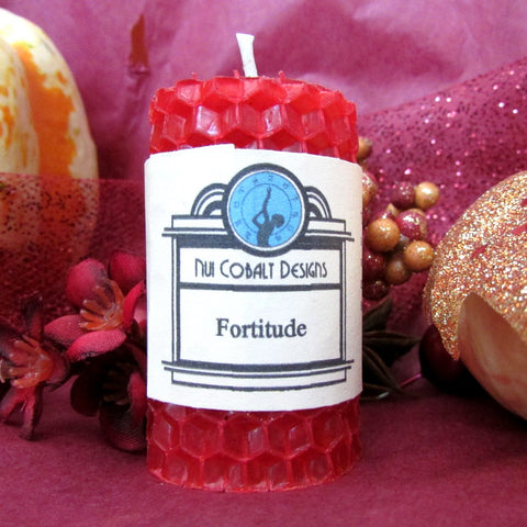 Fortitude Mini Candle