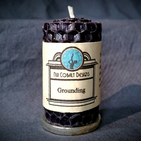 Grounding Mini Candle