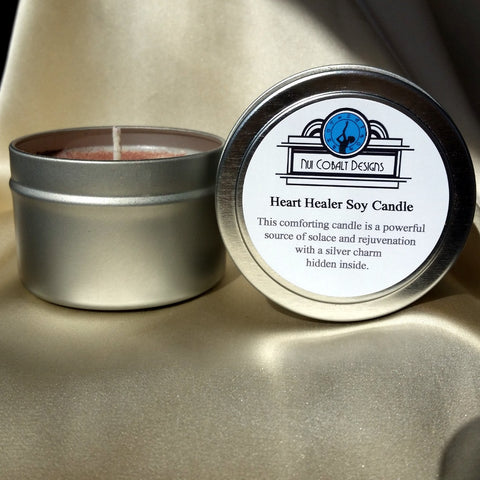 Heart Healer Spell Soy Candle