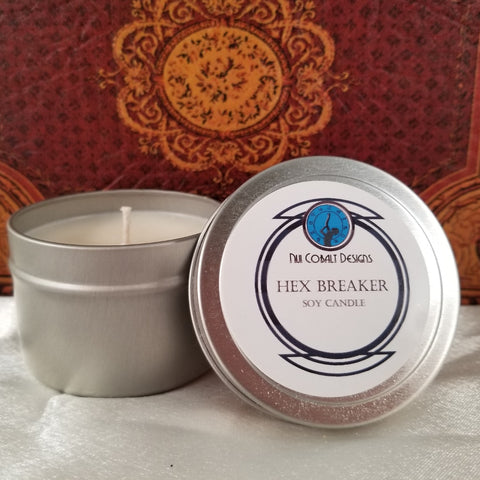 Hex Breaker Soy Candle