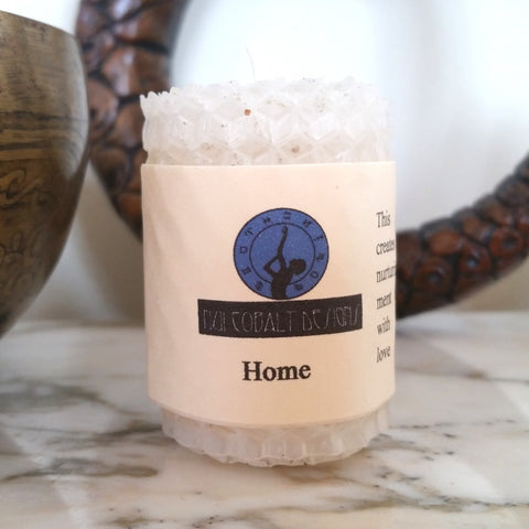 Home Mini Candle - Nui Cobalt Designs