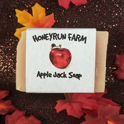 Apple Jack Soap