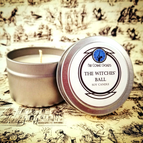 The Witches' Ball Soy Candle